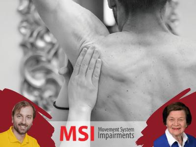 Movement System Impairments MSI Columna Escapular Hombro y Cervicales curso Kenzen