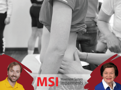 Movement System Impairments (MSI) Columna Lumbar y Cadera Curso Kenzen