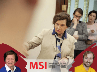 Movement-System-Impairments-(MSI)-Shirley-Sahrmann-Columna-Escapular-Hombro -Cervicales-Curso Kenzen